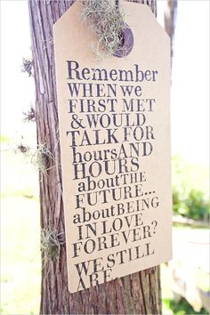 Creative Wedding Tips From Vows To Cake! Rustic Wedding Reception, Wedding Vows, Wedding Signs, Our Wedding, Dream Wedding, Wedding Quotes, Trendy Wedding, Wedding Stuff, Wedding Dresses