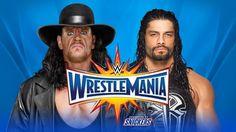 La WWE hace oficial la pelea entre The Undertaker vs Roman Reigns en WrestleMania 33