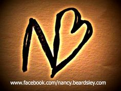 I created my own logo, brand, what not!  Visit www.facebook.com/nancy.beardsley.art to see more of my photos, art, quotes and Nashville Notes!