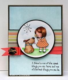 Paper Perfect Designs by Kim O'Connell - pink salmon vintage seam binding