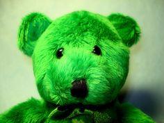 Saint Patrick Bear