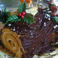 French Recipe : bûche de Noël