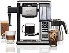 Christmas deals week Ninja Coffee Bar Thermal Carafe System (CF097) new year sale