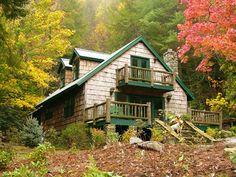 The Streamside Vacation Rental Home Brevard North Carolina