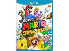 Super Mario 3D World  Wii U in Actionspiele FSK 6, Spiele und Games in Online Shop http://Spiel.Zone