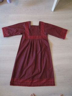 Marimekko Finland, vintage Muija dress
