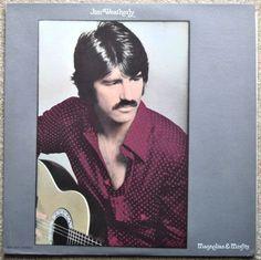 Jim Weatherly - Magnolias & Misfits CANADA 1975 Lp mint--