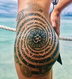 17 тыс. отметок «Нравится», 244 комментариев — Hippie Vibes  (@goodjujutribe) в Instagram: «Amazing tattoo  via @coenmitchell ✨»