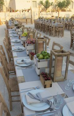 country chic wedding in Apulia