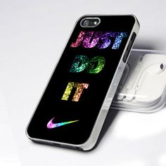 Nike Just Do It On iPhone 4 White case