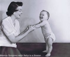 The story behind the first modern cloth diaper, called the Boater, invented by Marion Donovan in 1946.  Her invention sold for 1 million dollars in 1951.