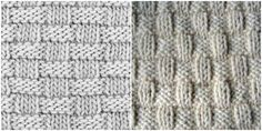 How To Knit a Basket Weave Stitch