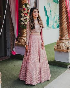 Buy beautiful Designer fully custom made bridal lehenga choli and party wear lehenga choli on Beautiful Latest Designs available in all comfortable price range.Buy Designer Collection Online : Call/ WhatsApp us on : Designer Bridal Lehenga, Bridal Lehenga Choli, Pink Lehenga, Lehenga Wedding, Lehenga Choli With Price, Shaadi Lehenga, Designer Lehanga, Sabyasachi, Indian Bridal Outfits