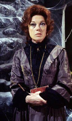 Julia Hoffman (Grayson Hall).