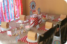 Gingerbread decorating party Dimple Prints