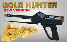 gold hunter device gold and diamond detector Distilling Alcohol, Metal Detector Reviews, Metal Detecting, Gold, Diamond, Personal Finance, Gadget, Gemstones, Projects