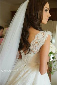 I like this one except for what looks like a little tulle poof on the shoulder.