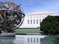 United Nations, Geneva, is the second-largest of the four major office sites of the United Nations (second to the United Nations Headquarters in New York)