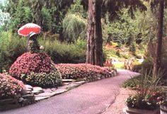 Minter Gardens Chilliwack British Columbia