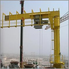 As being one of the well recognized manufacturer and supplier of different kinds of premium quality cranes, we offer high lift double girder crane with excellent and advanced features. It is specially designed to facilitate the workshop area or operation to lift goods too high.