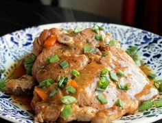 This recipe for All Day Slow Cooker Smothered Pork Chops is an easy pork chop recipe with a Southern twist. Bell pepper and Southern-style seasoning give these slow cooker pork chops a pop of color and flavor. Slow Cooker Times, Crock Pot Slow Cooker, Crock Pot Cooking, Easy Pork Chop Recipes, Pork Recipes, Crockpot Recipes, Slo Cooker Recipes, Cooking Recipes, Cuisinart Slow Cooker