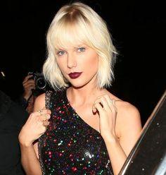 Taylor Swift is a fan of Winky Lux! #WinkyLux #MatteLipVelour #WLbond #Lipstick #beauty #makeup