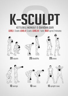 31 Killer Kettle Bell Workouts That Will Burn Body Fat Like Crazy!