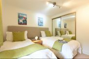Halfway Tree is a luxury self catering holiday apartment at Carbis Beach Apartments in Carbis Bay, Cornwall from Carbis Bay Holidays.