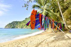 Tjugo av Tobagos stränder och vår favoritstrand Englishman´s Bay - DISCOVERING THE PLANET