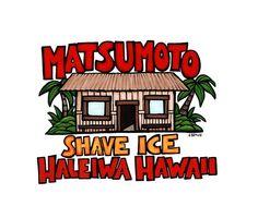 Matsumoto Shave Ice - North Shore, Hawaii