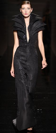 Fausto Sarli, Fall 2009 Couture