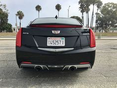 2016 Cadillac ATS 2.0L Turbo Premium Collection RWD Sedan: Road Test and Review by Carrie Kim