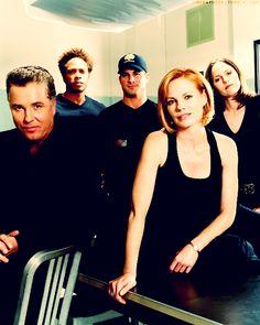 CSI cast season 1