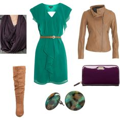 Fall Evenings, created by blushinginside.polyvore.com