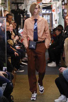 Martine Rose - Fall 2017 Menswear