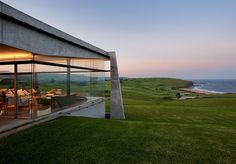 House at Gerroa  The Farm in Gerringong, NSW, Australia - Fergus Scott Architects.