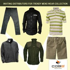 Join Hands to Excel- Cobb clothing invites #Distributors for #Menswear collection Here's an informative post for all those #ClothingDistributors finding a source to get connected with a renowned brand which can offer them good returns on investment. Check out: http://blog.getdistributors.com/join-hands-to-excel-cobb-clothing-invites-distributors-for-menswear-collection/