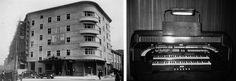 Das Kino Babylon Berlin beherbergt auch eine funktionsfaehige Kinoorgel mit 913 Pfeifen und 34 Stummfilm-Effekten....