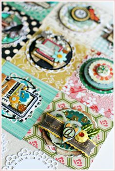 The Embellished Paper Doily