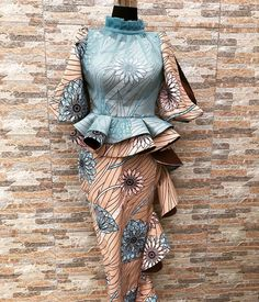 African Fashion Ankara, Latest African Fashion Dresses, African Print Dresses, African Print Fashion, African Wear, African Outfits, African Prints, African Fabric, Unique Ankara Styles