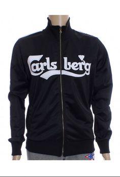Felpa Carlsberg acetata con zip e 2 tasche ad altezza vita. Logo stampato davanti 100% poliestere. Abbigliamento #ProdottiDiClasse uomo-donna e bambino al prezzo migliore.