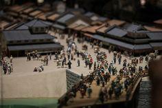 Tokyo-Edo Museum miniature Edo