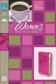 Women's Devotional Bible - I really think this is the best one for you :)