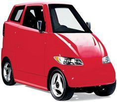 cute little car