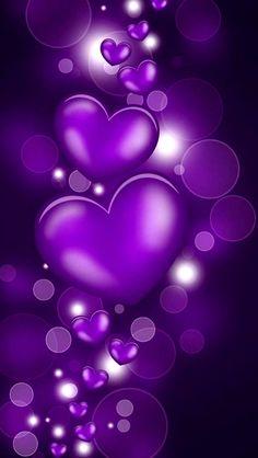 New Wallpaper Iphone Feminino Disney Ideas Purple Wallpaper, Butterfly Wallpaper, Heart Wallpaper, Love Wallpaper, Cellphone Wallpaper, Wallpaper Backgrounds, Iphone Wallpaper, Purple Love, All Things Purple