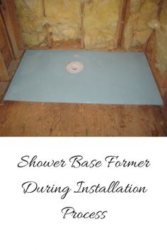 3 shower base options when you donu0027t want to change your drain location