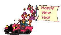 Happy new year graphics