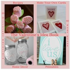 Free Valentine's Day Idea ebook download