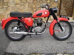 bsa motorcycles | 1962 BSA B40