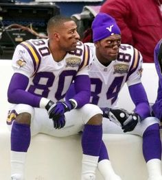 Still think to this day, Randy is only good because he learned from one of the best, Cris Carter!!!!  He Randy....remember when you were good?!!
